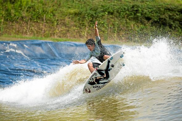 Bientôt un parc à vagues à l'Odysseum de Montpellier ?