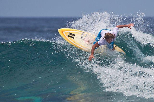Surf : Occy impérial à Sultan's Point aux Maldives