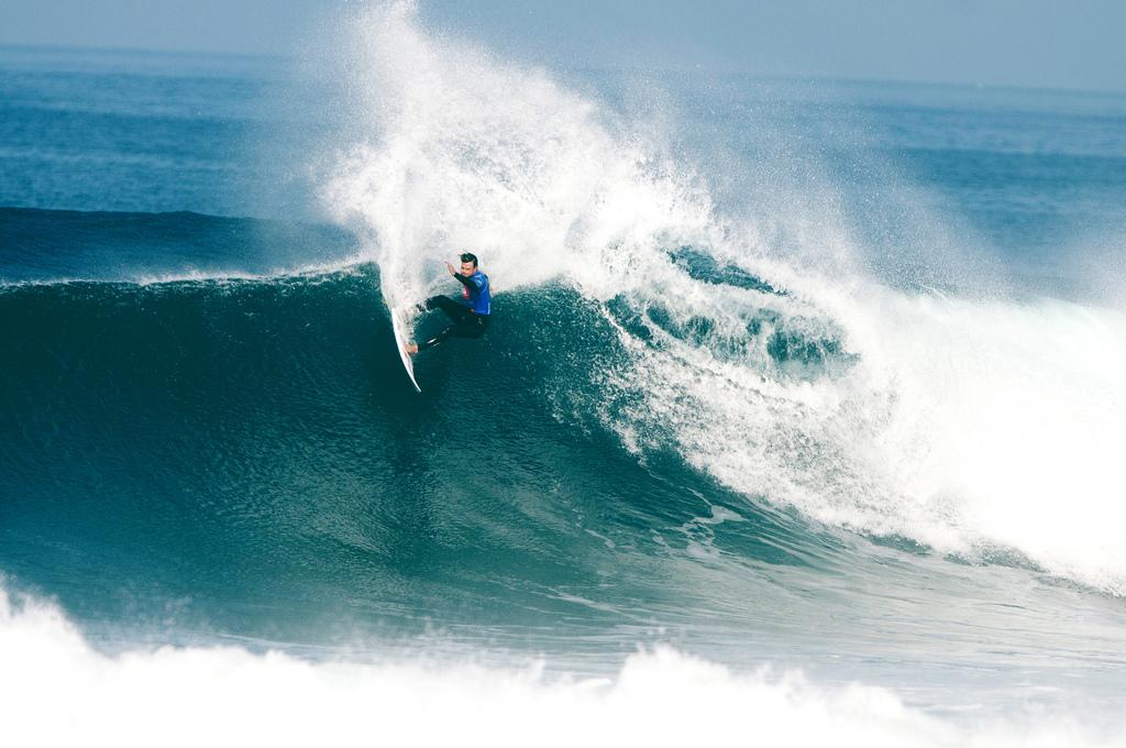 Surfer hossegor