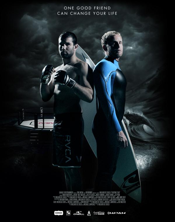 Film de Surf «Fighting Fear» : les excès n'amènent jamais rien de bon…