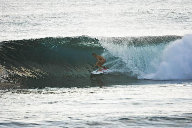 Accident de Surf : Pauline Ado raconte sa blessure à Cloud 9