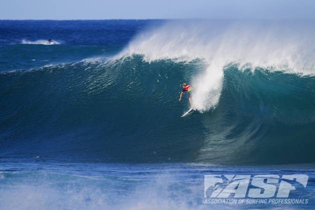 Billabong Pipeline Masters 2011 : les surfeurs en finales