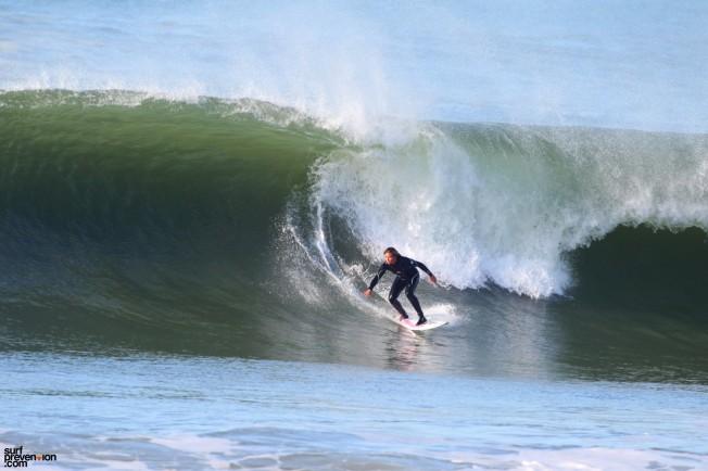 Préparation : Surf & Stretching avec la surfeuse Pauline Ado