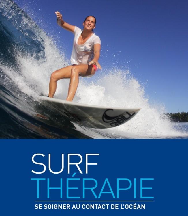 Mer & Santé : vers des applications médicales de la Surf Thérapie