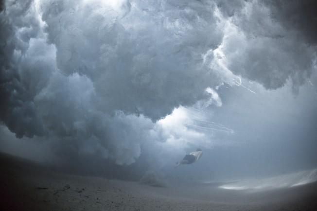 The Underwater Project : l'univers sub-aquatique du photographe de surf Mark Tipple