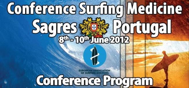 Conférence de Médecine du Surf à Sagres au Portugal – Juin 2012