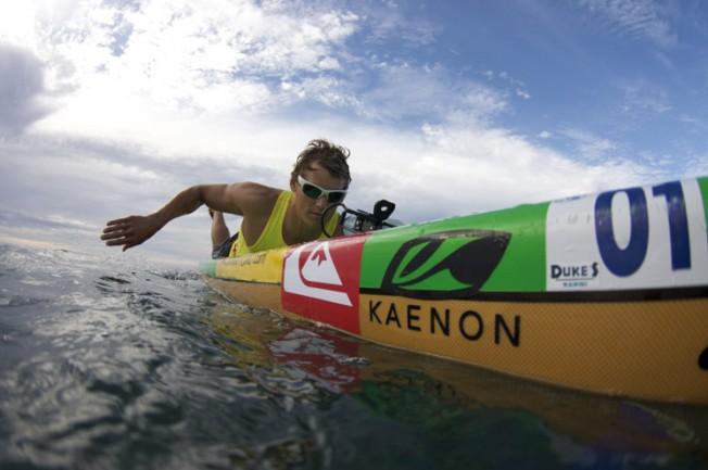 Technique : comment améliorer son coup de rame en surf – avec Jamie Mitchell