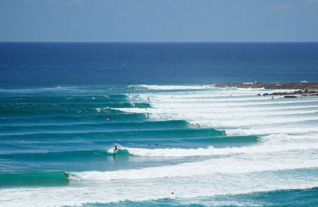 Australie : Occy veut contrôler les entrées des surfeurs à Snapper Rocks