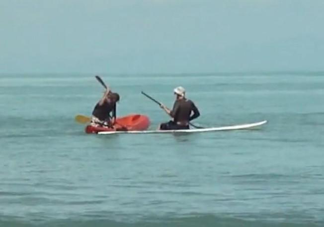 Fait divers : 2 surfeurs en SUP attaqués à la machette à Pavones au Costa Rica