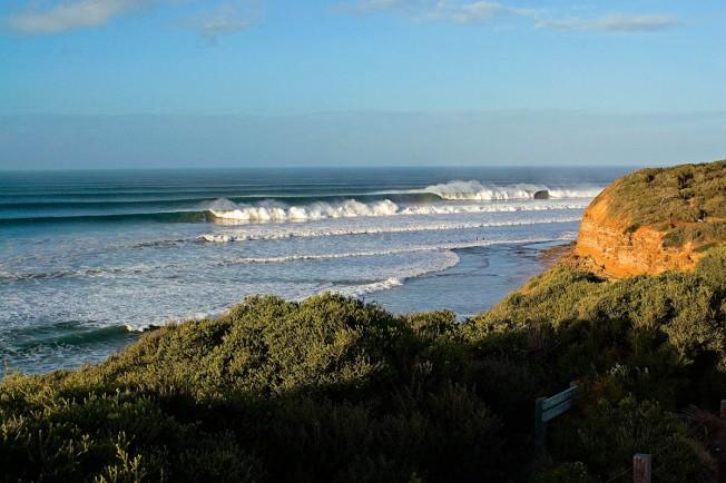 Sauvez Bell's : les surfeurs se mobilisent pour préserver le spot de Bell's Beach