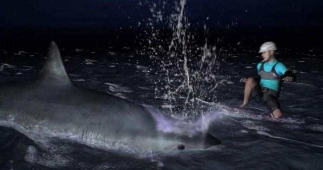 Attaque de requins : les mésaventures d'un kite surfeur polonais en Mer Rouge