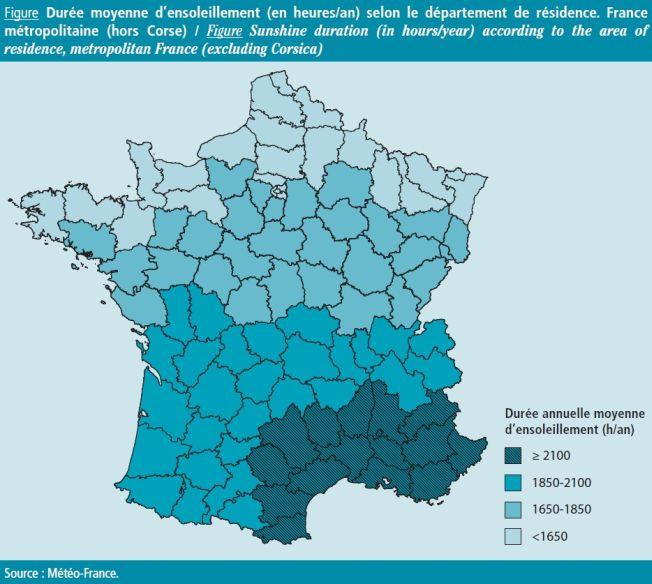 Déficit en Vitamine D : 80% des français en manque de soleil en métropole