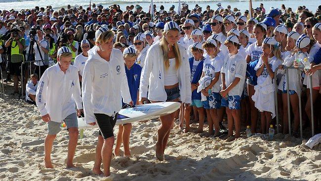 Surf Life Saving : vive émotion en Australie après la noyade de Matthew Barclay