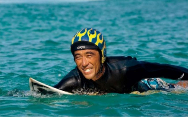 Takayuki Wakita parle du surf au Japon après la catastrophe nucléaire de Fukushima