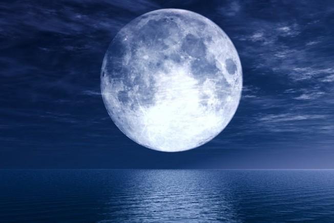 Super Pleine Lune et Grandes Marées ce dimanche 6 Mai 2012
