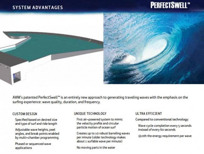 Surf en Russie : bientôt une piscine à vagues «PerfectSwell» à Sotchi