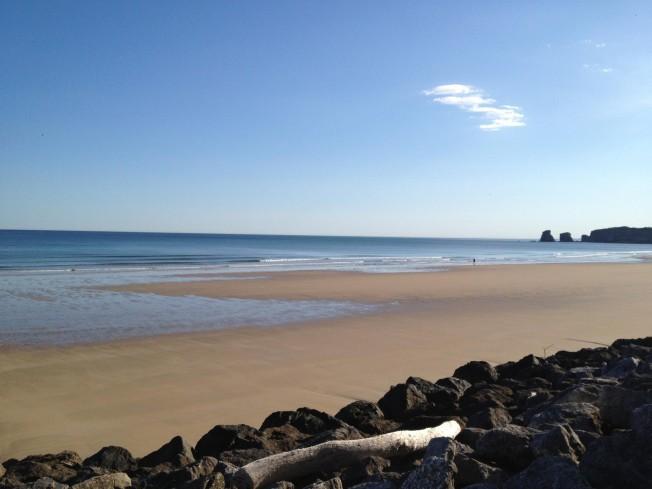 Projet Surf Thérapie: surf et mucoviscidose à Hendaye en Juin 2012