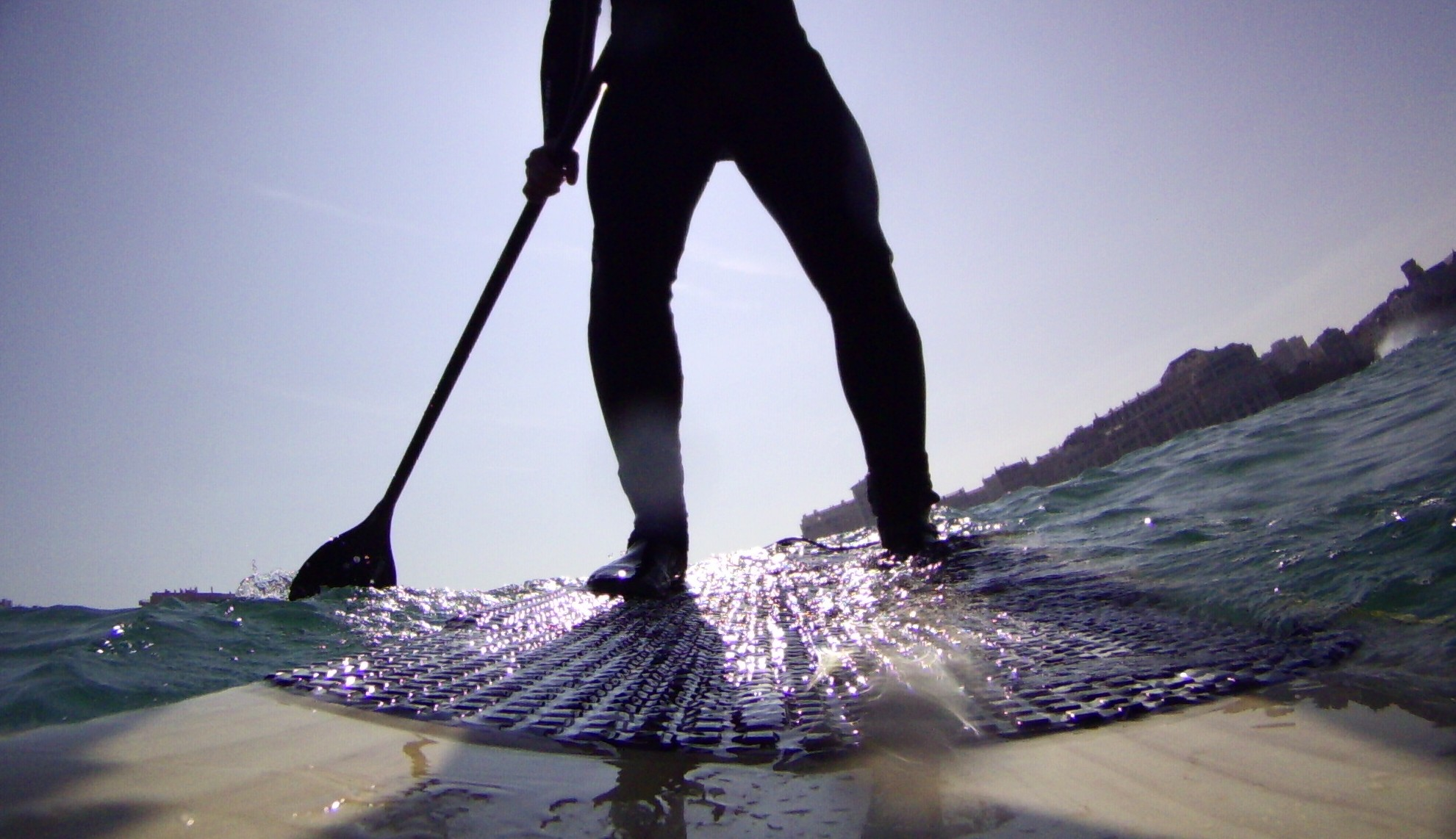 Question @ Surf Prevention: le stand-up paddle donne-t-il le mal de mer ?