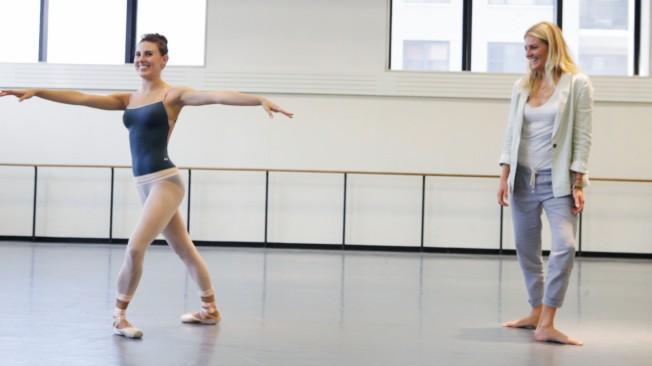 Stephanie Gilmore : la danse pour améliorer son surf
