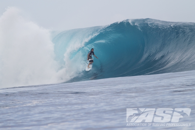 Volcom Fiji Pro: Mitch Coleborn surpasse Kelly Slater à Cloudbreak