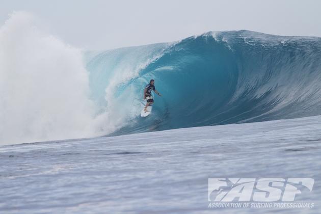 Volcom Fiji Pro: Mitch Coleborn surpasse Kelly Slater à Cloudbreak