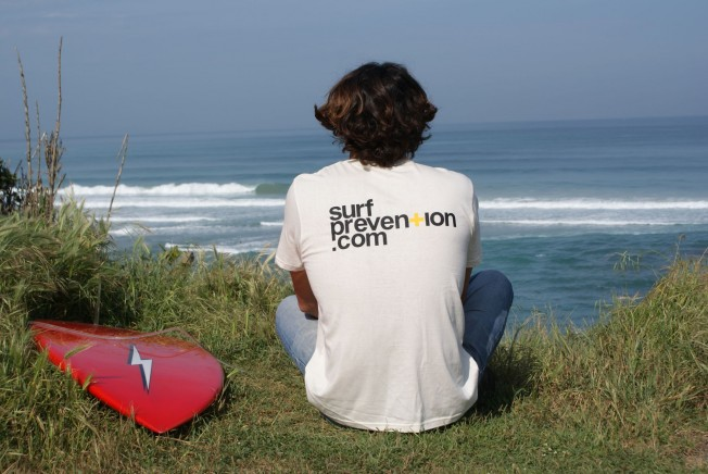 Lancement du Team Surf Prevention !