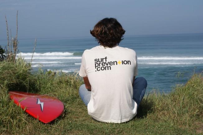 Lancement du Team Surf Prevention !