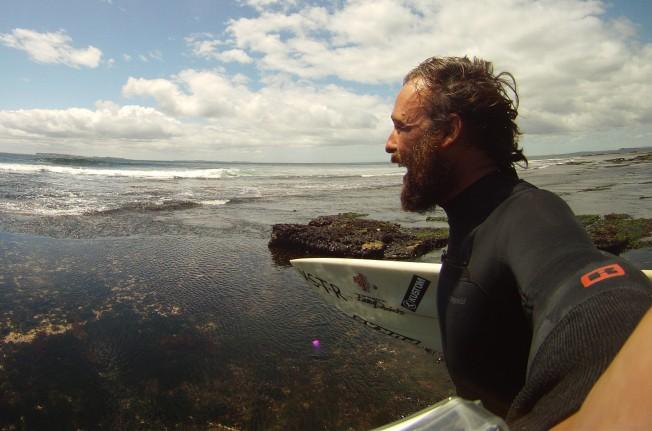 Kepa Acero, le free surfeur voyageur