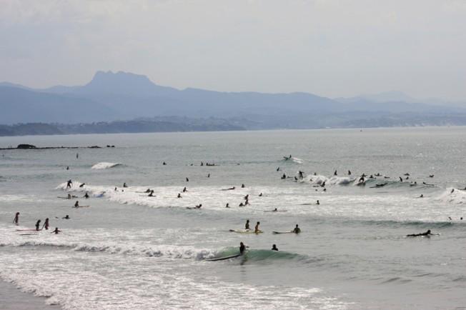 Côte des Basques à Biarritz : Spot de surf en Danger !