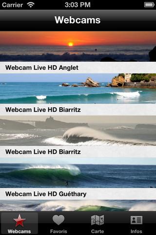 Les nouvelles Webcam HD en Live des spots de surf font débat