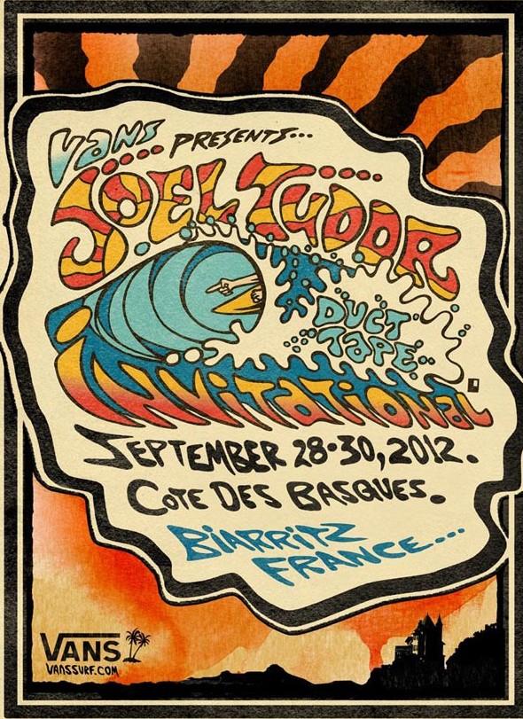 Joel Tudor Invitational – Biarritz : du longboard de haut niveau à la Côte des Basques