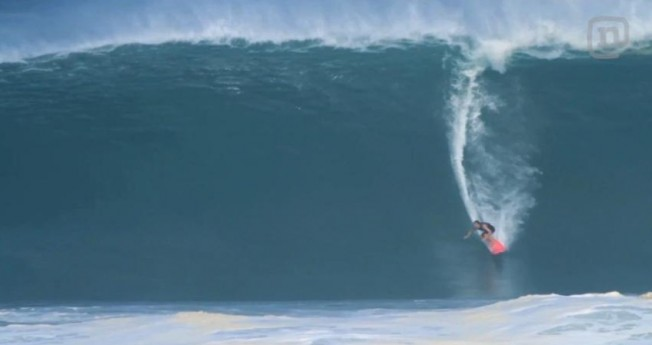 Comment surfer une bombe à Puerto Escondido ? Par Greg Long