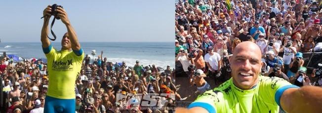 Kelly Slater : le surfeur de tous les records [Infographie]