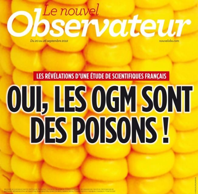 OGM : une nouvelle étude fait redouter leurs dangers pour la santé
