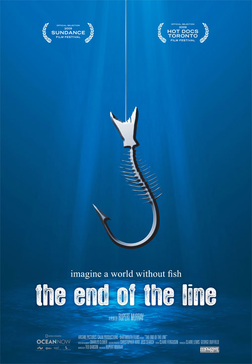 The End Of The Line, le Film : imaginez un monde sans poissons…