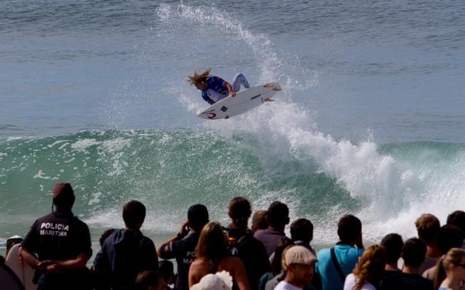 Rip Curl Pro Portugal : les + belles vagues de la compétition