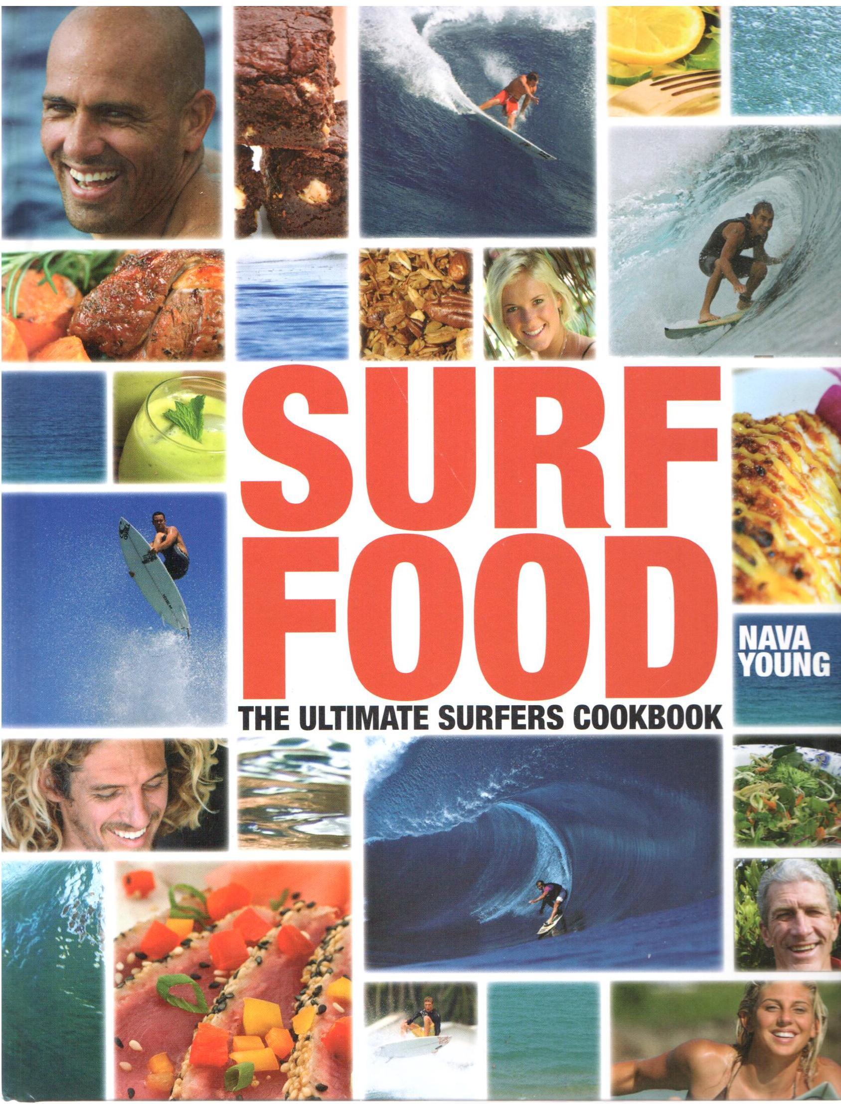 Nutrition : mangez comme les champions de surf avec le Livre «Surf Food»