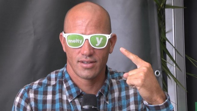 L'Interview exclusive de Kelly Slater qui ne s'est jamais faite