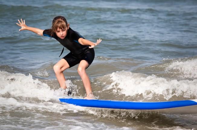 Le Surf en Sept Valeurs et Vertus Pédagogiques