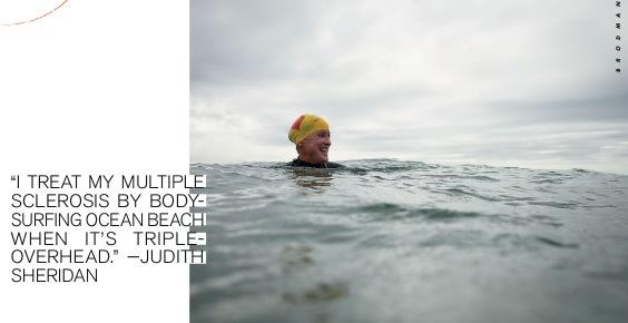 Surf Thérapie : le Bodysurf apaise sa Sclérose en Plaques