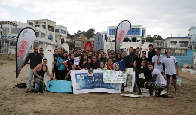 10 Ans de Surfeurs Solidaires: Maroc, Algérie, Congo, Côte d'Ivoire…