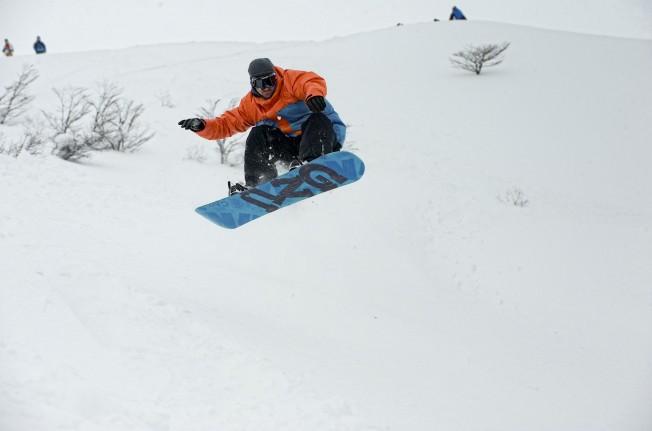 Accidents de Snowboard: la Série Noire