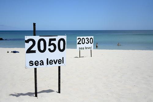 Le Niveau de la Mer augmenterait beaucoup plus vite que prévu
