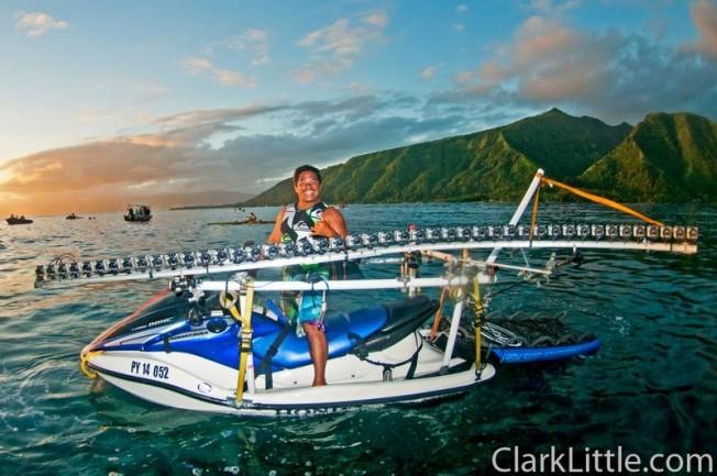 Un Jet-Ski et 40 caméras GoPro pour filmer Kelly Slater