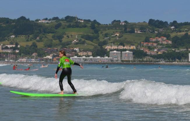 Ma meilleure session de surf de l'année
