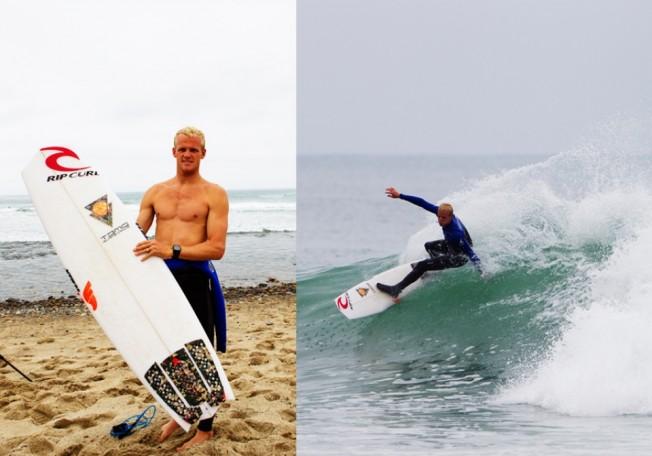 La Planche de surf carrée de Stuart Kennedy