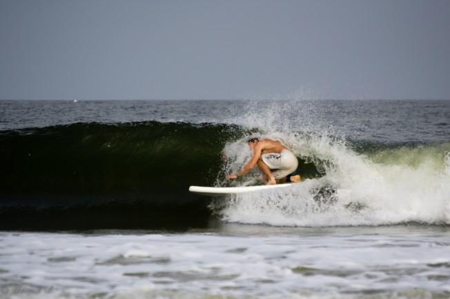 En Surf Trip au Gabon avec le Surf Air gonflable !