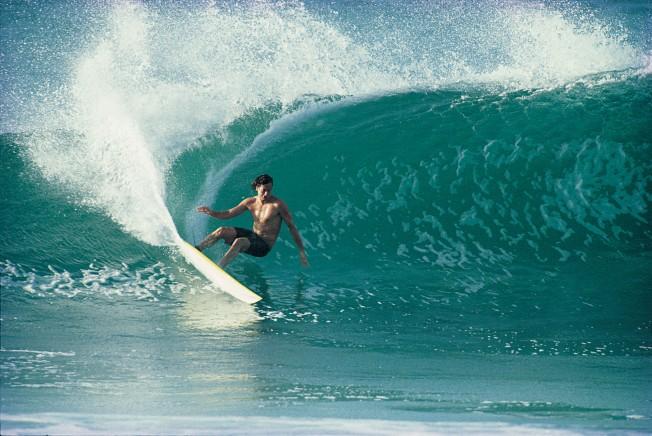 Tom Curren: «l'Océan te donne de l'énergie»