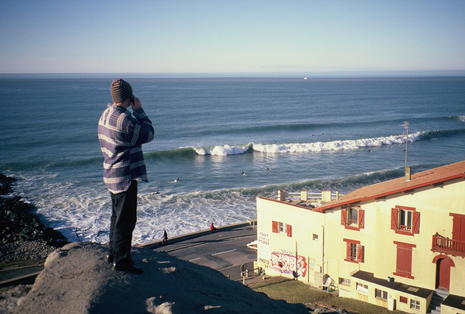 Anglet des solutions pour sauver les spots de surf for Le bureau anglet