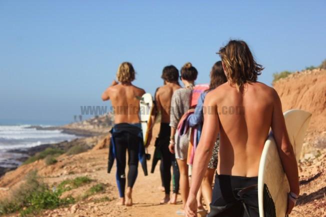 Maroc : Taghazout capitale du surf en hiver